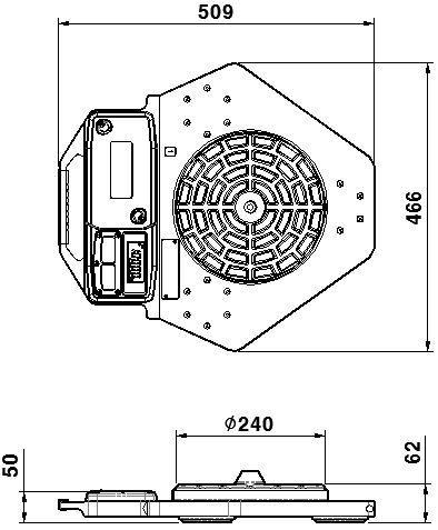 timbangan tmt TXD-400F Series 04