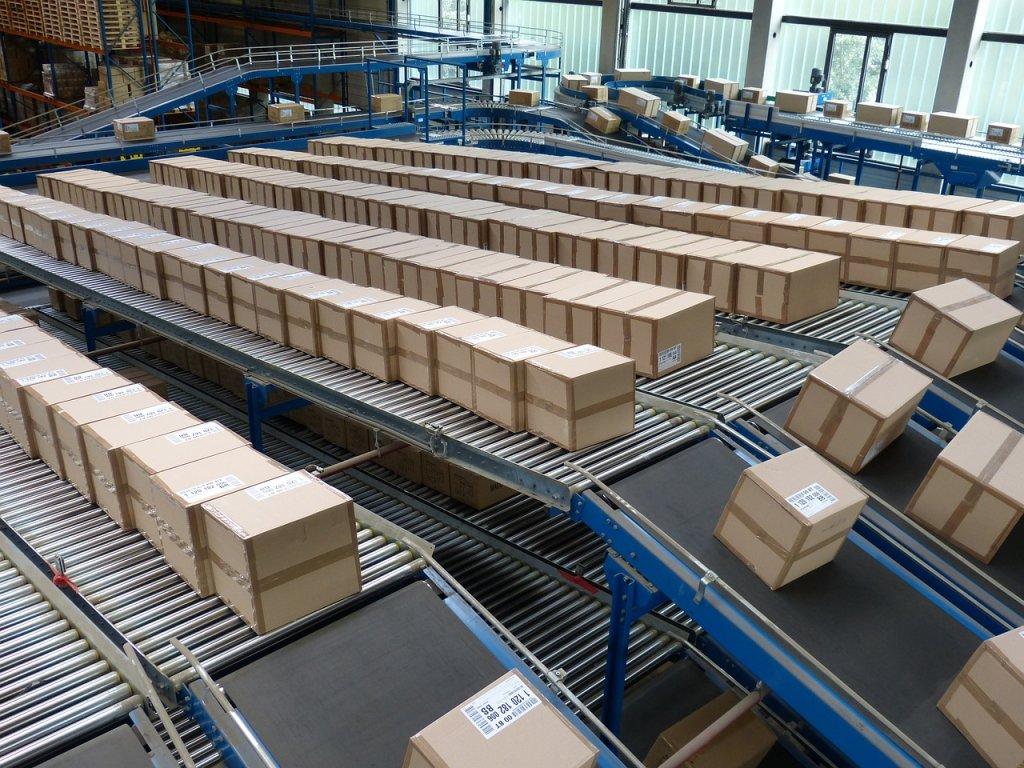 Jual Timbangan Conveyor - belt scale