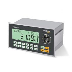 baykon BX30 PLUS : BX30D PLUS WEIGHING INDICATOR 01