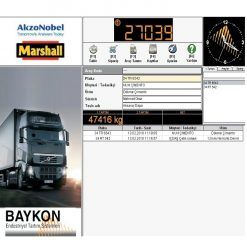 BAYKON AUTOMATIC TRUCK SCALE SYSTEM 04
