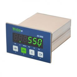 Webowt ID550 Weighing Controller