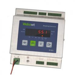 Webowt ID551 Weighing Controller