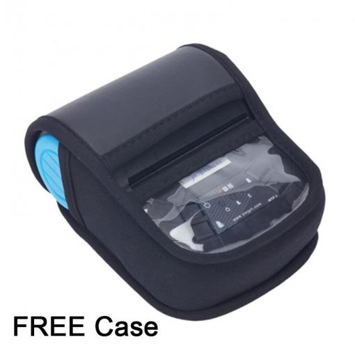 Printer Thermal 80mm portable wireless  6