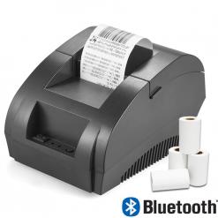 Printer Thermal 58 Mm Bluetooth USB Port untuk smartphone