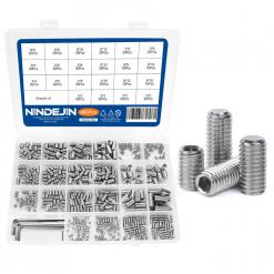 1 Set Sekrup Hexagon Stainless Steel