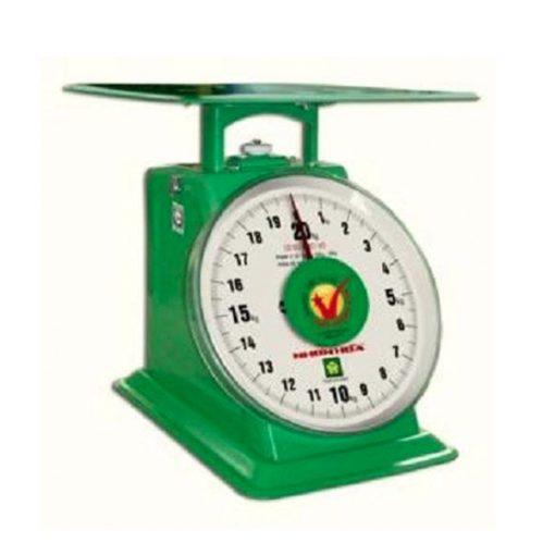 Nhon_Hoa_Timbangan_Manual_Kapasitas_60 100 150 kg hijau 1