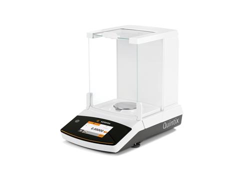 Sartorius Quintix, Secura Series, Sartorius Semi-Micro Balance_01
