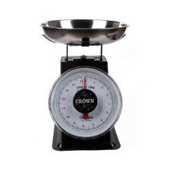 timbangan crown 5 kg hitam 1