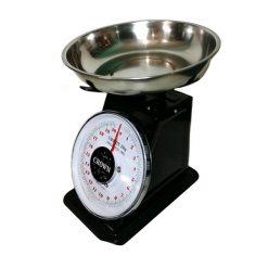 timbangan crown 5 kg hitam 2