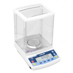 Dini Argeo GAT-N Series Analytical Top-Loading Scale with High WindScreen