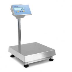 Dini Argeo Wall-E Inox Series Stainless Steel Bench and Floor Scales